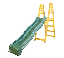 Lifespan Kids Sunshine Climb and Slide: Green