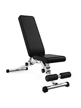 LR Fitness Lux Adjustable Exercise Bench - Free Shipping