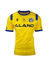 Parramatta Eels Training Player Poly Shirt 2021