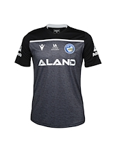 Parramatta Eels Training Staff Poly Shirt 2021