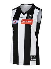 Collingwood Magpies Home Guernsey 2021 Womens