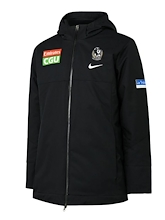 Collingwood Magpies Down Fill Parka 2021
