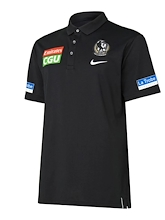 Collingwood Magpies Performance Polo 2021