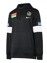 Collingwood Magpies Therma Pullover Hoodie 2021