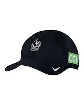 Collingwood Magpies Feather Lite Cap 2021