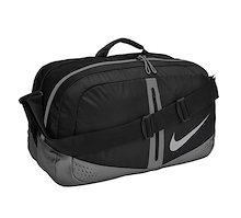 Nike Run Duffel Bag 34 Litre Black Silver