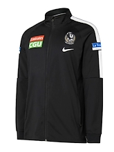 Collingwood Magpies Youth Track Jacket 2021