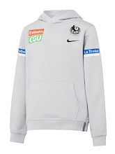 Collingwood Magpies Youth Club Pull Hoodie 2021