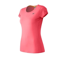 New Balance Accelerate Short Sleeve Tee Womens
