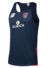 Melbourne Demons FC Training Singlet 2021