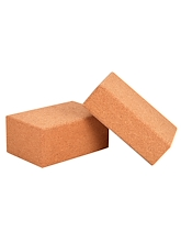 Onsport Fitness Cork Yoga Block