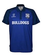 Outerstuff NRL Bulldogs Performance Polo Mens