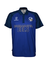 Outerstuff NRL Eels Performance Polo Mens
