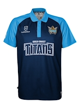 Outerstuff NRL Titans Performance Polo Mens