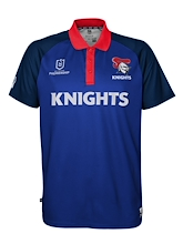 Outerstuff NRL Knights Performance Polo Mens