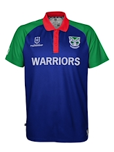 Outerstuff NRL Warriors Performance Polo Mens
