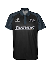 Outerstuff NRL Panthers Performance Polo Mens