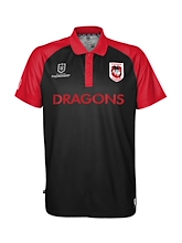 Outerstuff NRL Dragons Performance Polo Mens