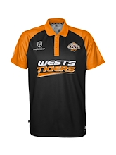 Outerstuff NRL Tigers Performance Polo Mens