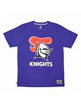 Outerstuff Newcastle Knights Team Logo Tee Mens