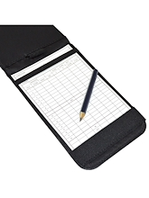 PGA Tour Scorecard Holder