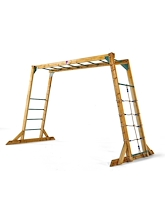 Plum Play Wooden Monkey Bars PREORDER