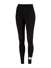 Puma Essentials Logo Leggings Womens
