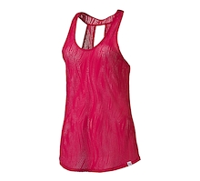 PUMA Womens Mesh It Up Layer Tank