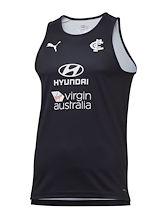 Carlton FC Blues Training Singlet 2020