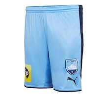 Sydney FC Home Replica Shorts 2017/18