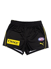 Richmond Tigers Replica Junior Footy Shorts 2020