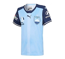 Sydney FC Youth Home Replica Jersey 2017/18
