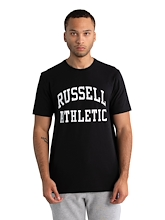 Russell Athletic Core Tee Black Mens
