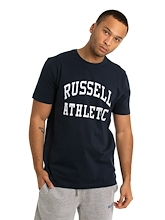 Russell Athletic Core Tee Navy Mens