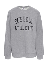 Russell Athletic Core Arch Crew Oxford Grey Mens