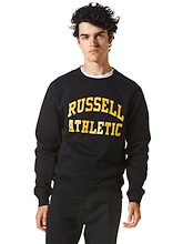 Russell Athletic Arch Logo Crew Mens