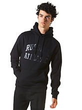 Russell Athletic Arch Logo Hoodie Mens