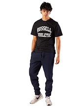 Russell Athletic Core Cuff Trackpants 4 Navy Mens