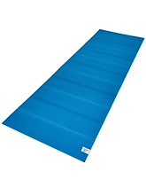 Reebok Folded Yoga Mat Blue 6mm