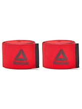 Reebok Knee Wraps Red