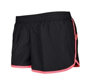 Running Bare Run Shorts With Gusset