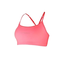 Running Bare Push Up Crop Removable Cups
