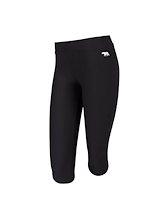 Running Bare Mid Rise Easy Wear 1/2 Tight