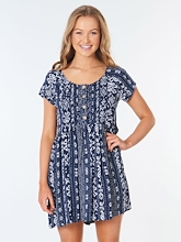 Rip Curl Surf Shack Dress Womens