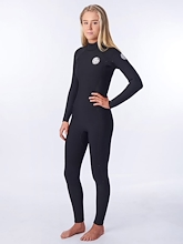 Rip Curl Dawn Patrol 3/2 Back Zip Wetsuit Womens