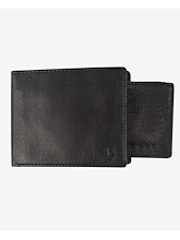 Rip Curl Kroo RFID 2 In 1 Leather Wallet