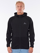 Rip Curl Flyer Anti Series Zip Through Hood Mens