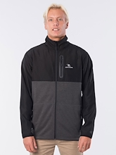Rip Curl Interblock Anti Series Zip Through Mens