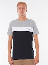 Rip Curl Undertow Panel Tee Mens