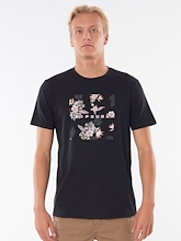 Rip Curl Framed Tee Mens